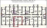 Квартира 1-комнатная в новостройке Саратов, Волжский р-н, ул, Купить квартиру в Саратове по недорогой цене, ID объекта - 317405183 - Фото 1