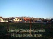 Участок, Волоколамское ш, 42 км от МКАД, Духанино, в охраняемом .