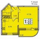 Продается квартира г.Ивантеевка, Хлебозаводская, Купить квартиру в Ивантеевке по недорогой цене, ID объекта - 320733721 - Фото 5