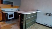 Новая однокомнатная квартира с современным ремонтом и мебелью в ., Купить квартиру в Белгороде по недорогой цене, ID объекта - 320658213 - Фото 5