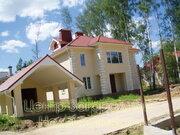Дом, Калужское ш, 12 км от МКАД, Ватутинки, в коттеджном поселке. . - Фото 2