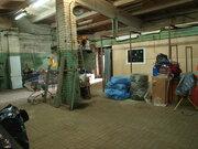 Продается теплый склад или производственное помещение с 4 сот земли