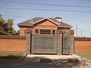 Новый дом в п. Зубчаниновка