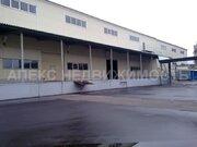 Аренда помещения пл. 1100 м2 под склад, производство, Электросталь .