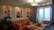 3-х комнатная квартира с евро ремонтом и мебелью с видом на море