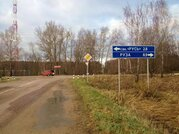 Участок 30 соток в д. Палашкино, Рузский район. Газ по границе - Фото 5