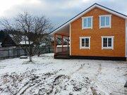 Новый дом 140 кв.м в д.Андреевское, 2 км от Истры - Фото 4