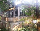 Продам участок 12 сот. с домом в Сходне - Фото 1