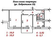 Продажа квартиры, Люберцы, Люберецкий район, Ул. Побратимов