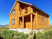 Новый дом в с.Филипповское - 67 км Щелковское шоссе