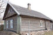 Купить дом в Гдовском районе - Фото 1