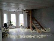 Дом, Калужское ш, 40 км от МКАД, Семенково д. (Подольский район). . - Фото 2