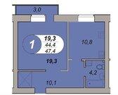 Продам 1-тную квартиру Шаумяна, 122,11 эт, 47 кв.м.Цена 2150 т.р - Фото 2