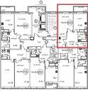 """62кв.м, 3 этаж, 8 секция в ЖК""""Royal House on Yauza"""""""