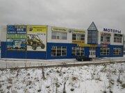 Аренда торговых помещений в Волоколамском районе