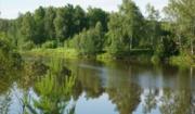 30 км .т г. Боровск, участок 19 соток под строительство дома