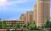 2-х комнатная квартира в монолитно-кирпичном доме, Купить квартиру в новостройке от застройщика в Подольске, ID объекта - 316215835 - Фото 3