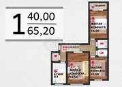 Продажа квартиры, Волгоград, Волжской флотилии наб., Купить квартиру в Волгограде по недорогой цене, ID объекта - 319366889 - Фото 1