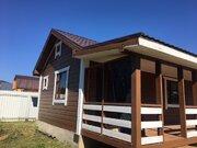 Продается жилой деревянный дом площадью 74кв.м. в городе Малояросл - Фото 1
