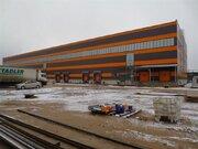 Сдам складское помещение 2400 кв.м, м. Девяткино
