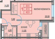 Перемены к лучшему!, Купить квартиру в Краснодаре по недорогой цене, ID объекта - 317151197 - Фото 5