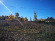 Продается участок 250 соток под дачное строительство д. Мартьянково - Фото 1