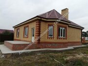 Новый, кирпичный дом в пригороде Таганрога, с. Новобессергеневка - Фото 3