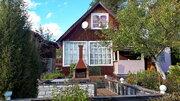 Дачный дом 62кв.м.+ 2эт. баня + беседка а также сад, огород, барбекю! - Фото 1