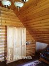 Продаётся современный бревенчатый дом, Продажа домов и коттеджей Пешки, Лотошинский район, ID объекта - 504398797 - Фото 8