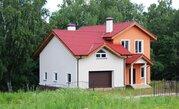 Продается кирпичный дом в д.Спас-Каменка около озера - Фото 1
