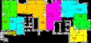 3 475 000 Руб., Продается 2 ком.ул.Чапаева,14а, Купить квартиру в новостройке от застройщика в Белгороде, ID объекта - 327488495 - Фото 3