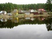 Дача в г.Киржач на берегу озера - 87 км Щелковское шоссе