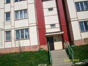 Продается однокомнатная квартира. город Балабаново, улица Лесная 36 - Фото 1