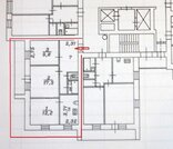 3 комн Широтная 23 ярославский проект, Купить квартиру в Тюмени по недорогой цене, ID объекта - 323015683 - Фото 12
