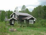 Дом 100 кв.м. в коттедж. посёлке с газом 120 км. от МКАД д. Ширяйка - Фото 1