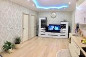 Шикарная 3-х комнатная квартира в мкр Железнодорожном! - Фото 1