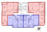 2 913 840 Руб., Продажа трехкомнатная квартира 76.68м2 в ЖК Кольцовский дворик дом 1. ., Купить квартиру в Екатеринбурге по недорогой цене, ID объекта - 315127806 - Фото 2