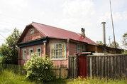 Дом с газом на тихой улице