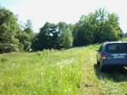 Чеховский р-н.Участок д. Легчищево 10 соток, лес, речка, чистый воздух - Фото 2