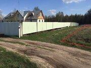 Продажа участка, Ветчи, Ул. Лесная, Петушинский район - Фото 2