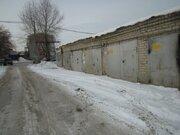 Гараж по улице Кожзаводской