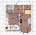 1к квартира 37,20 м2 по ул.Генерала Кусимова 19/1, Купить квартиру в Уфе по недорогой цене, ID объекта - 319601139 - Фото 11