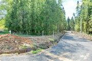 Участок 10,9 соток в новом охраняемом кп рядом с лесом, 33 км от МКАД - Фото 5
