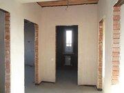 Продается новый фасадный кирпичный дом
