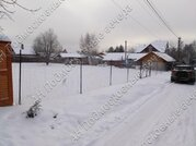 Ленинградское ш. 40 км от МКАД, Поварово, Участок 12 сот.