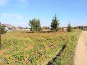 Участок 10 соток в кп Веткино рядом с лесом и коммуникациями