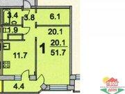 3 300 000 Руб., Продажа однокомнатной квартиры на улице Курчатова, 76 в Обнинске, Купить квартиру в Обнинске по недорогой цене, ID объекта - 319812476 - Фото 2