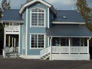 Продается: дом 185 м2 на участке 8 сот. - Фото 1