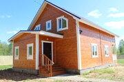 Ивановское. Новый дом в деревне рядом с лесом. Газ. 84 км от МКАД (Яро - Фото 4