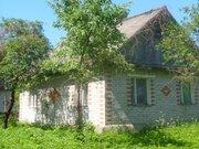 Кирпичный дом,3 просторные комнаты,2 печки,30 сот, озеро 3 км - Фото 2